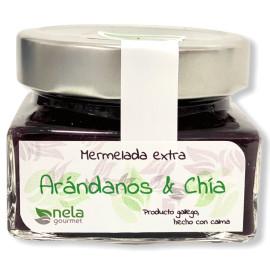 Mermelada de Arándanos & Chía