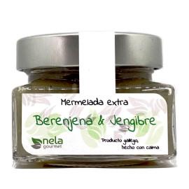 Mermelada Extra de Berenjena y Jengibre